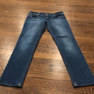 Zara size 36 jeans